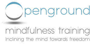 Openground Logo - inclining the mind towards freedom